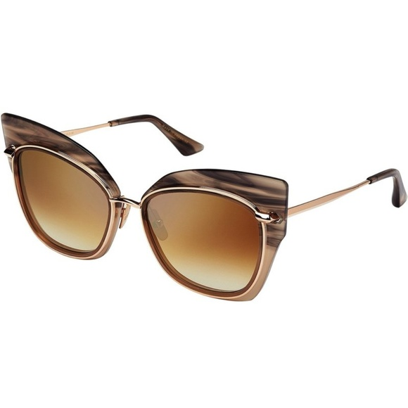 25c2283eba91 New Ladies Dita Cat-eye sunglasses
